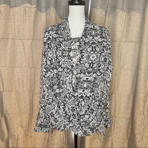 Vince Camuto kings road blouse